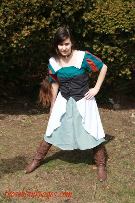 My Ella Cosplay! (From The Hero's Guide Book Series)-- Blank Pages